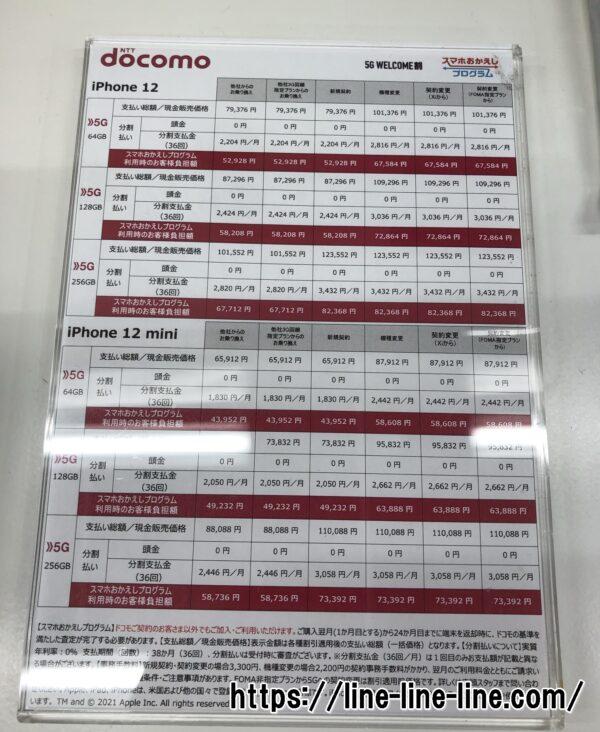 ヨドバシカメラ秋葉原店 ドコモiPhone12